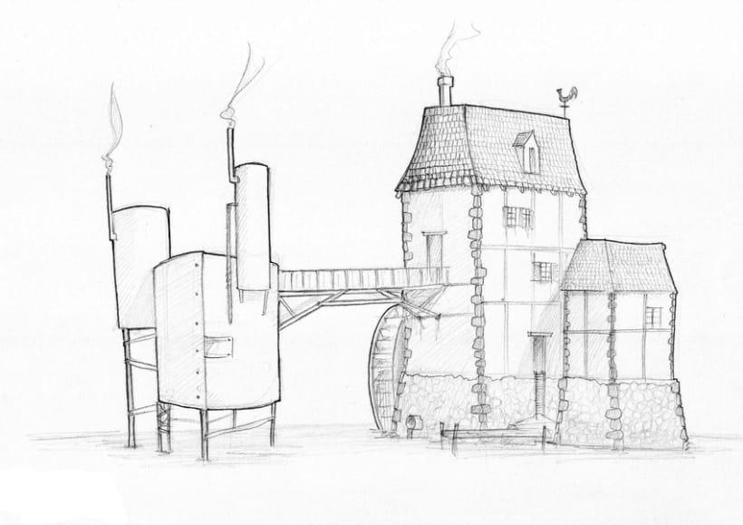 Arquitecturas imaginadas 0