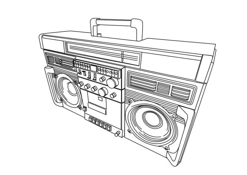 Ilustración vectorial. 2