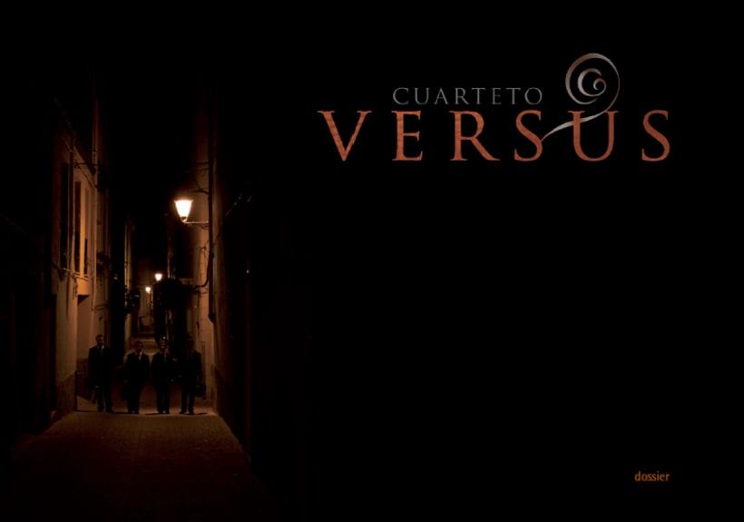 """Dossier de prensa """"cuarteto versus"""" 1"""