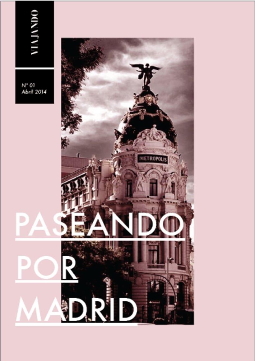 Viajando: paseando por Madrid 1