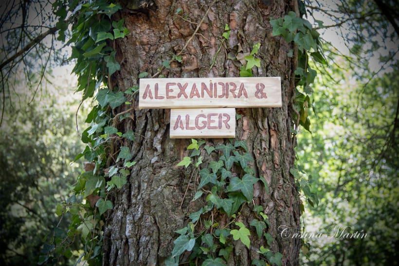 Boda Alexandra & Alger 16