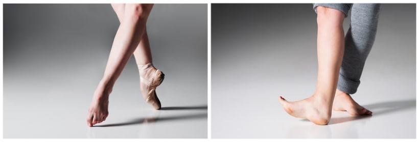 Le danse: Deux mondes -1