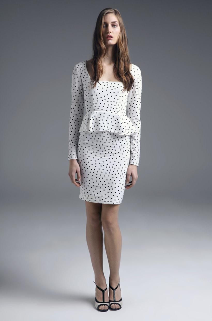 Mercedes Benz Fashion Week Madrid febrero 14 12