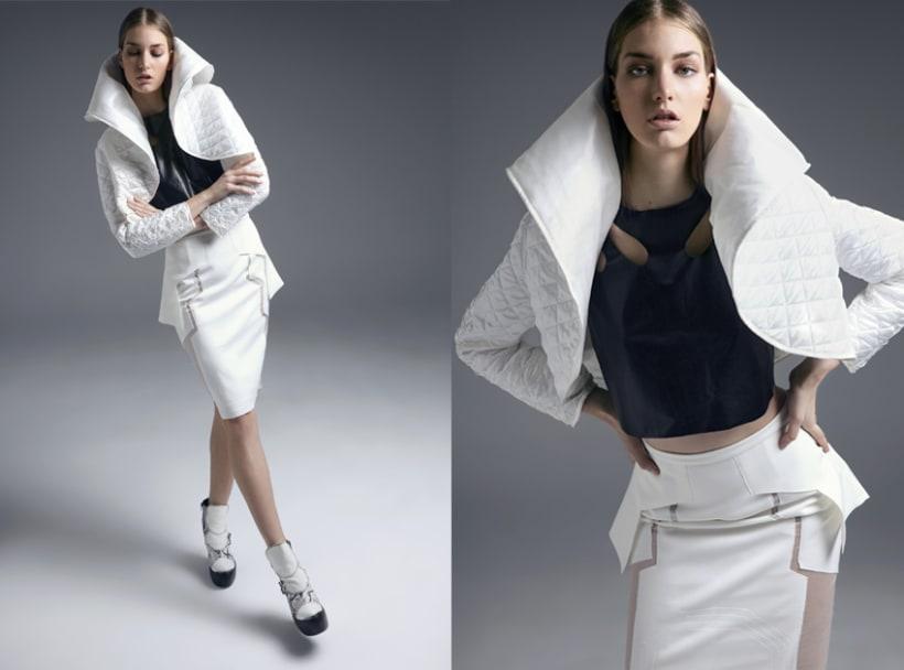 Mercedes Benz Fashion Week Madrid febrero 14 2