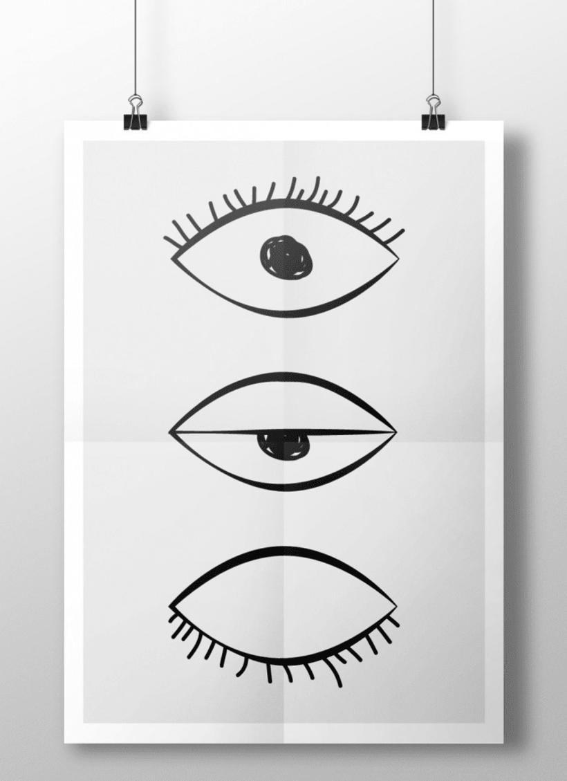Lips & Eyes 1