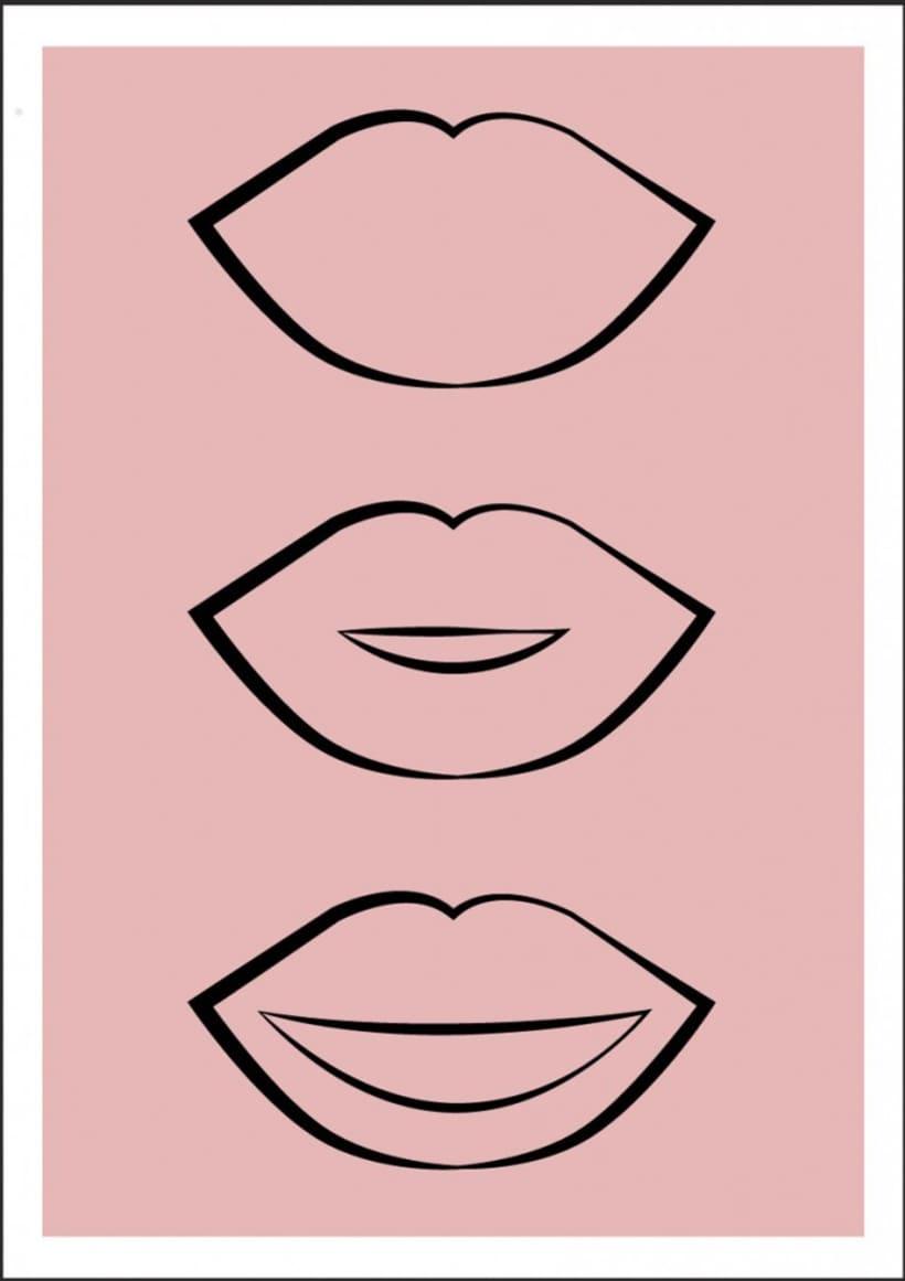 Lips & Eyes 2