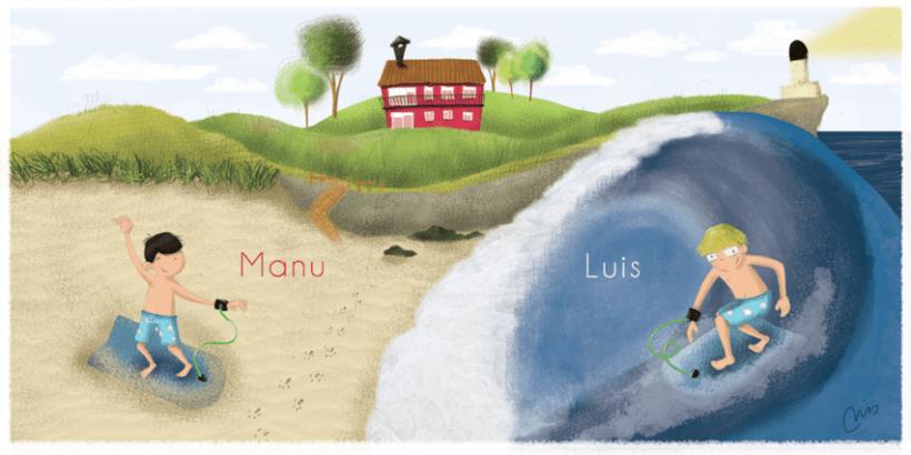 Ilustraciones infantiles 8