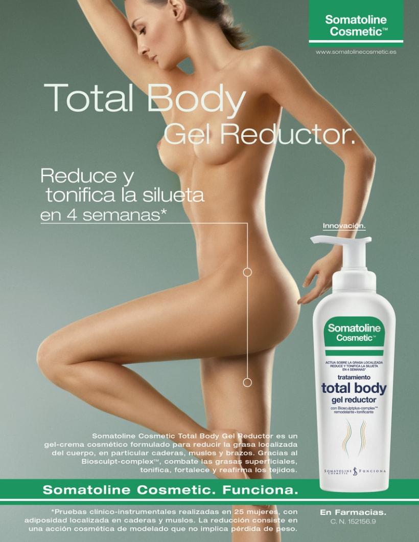 Gráficas Somatoline Cosmetic (Mujer). 0
