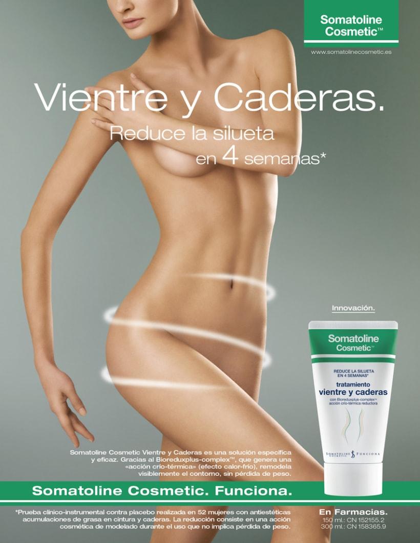 Gráficas Somatoline Cosmetic (Mujer). 1