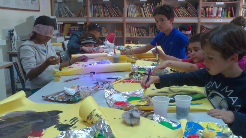 arts workshop spain 7