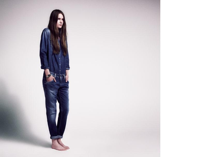 Pepe Jeans London Denim Book AW14 4