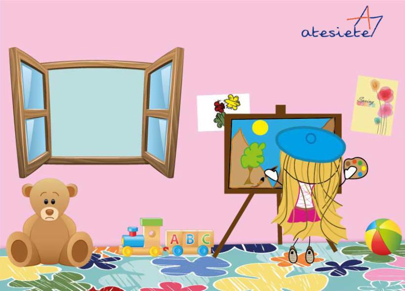 """Cuento infantil """"La niña de las peras"""" 3"""