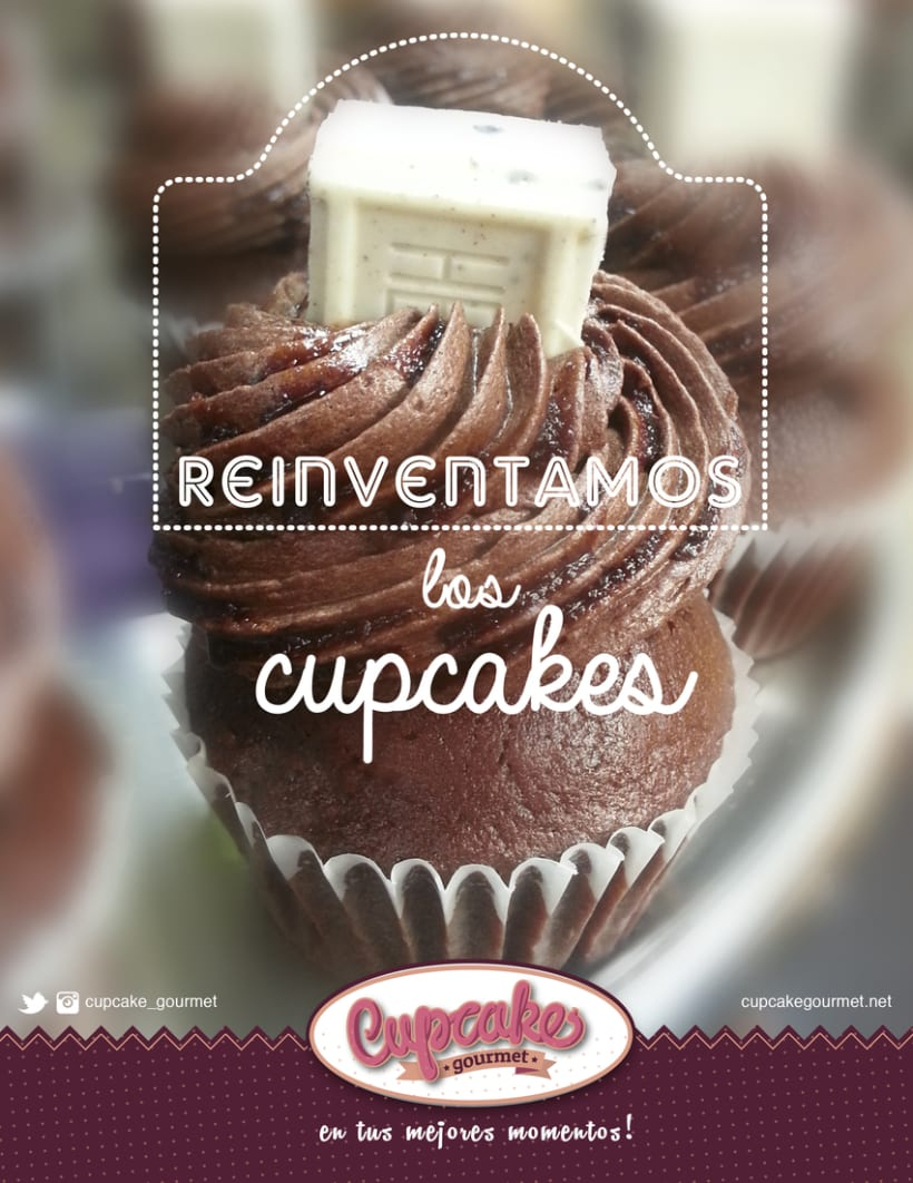 Cupcake Gourmet 1