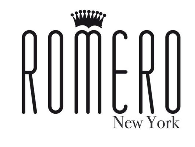 LOGO - ROMERO NEW YORK + PATTERNS  -1