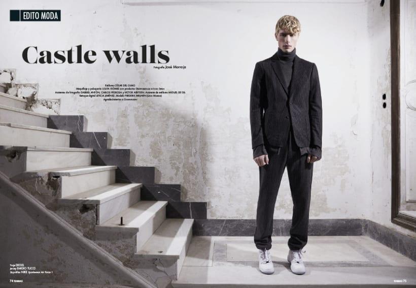 """""""Castle Walls"""" TenMag septiembre14 1"""