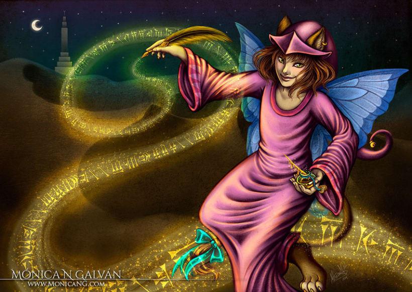 Enchanted Visions IV 1