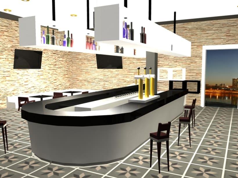 renders bar maya -1