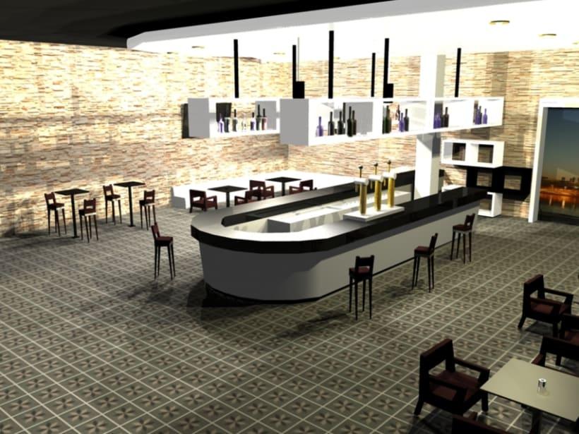 renders bar maya 0