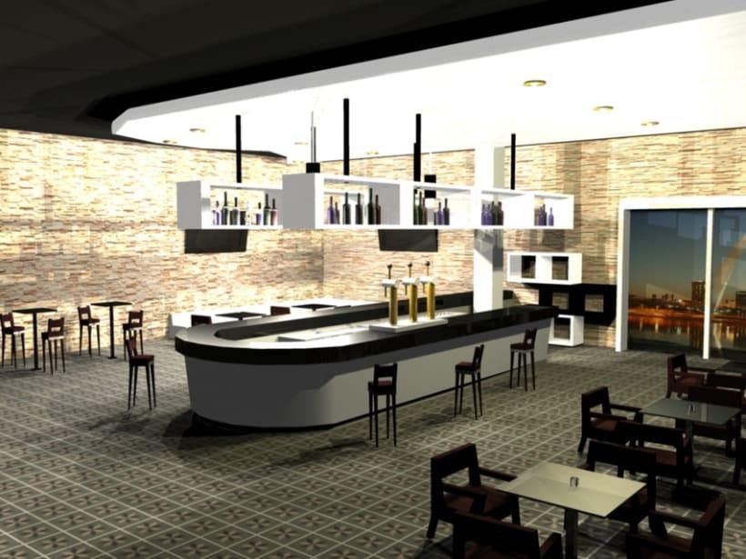 renders bar maya 2