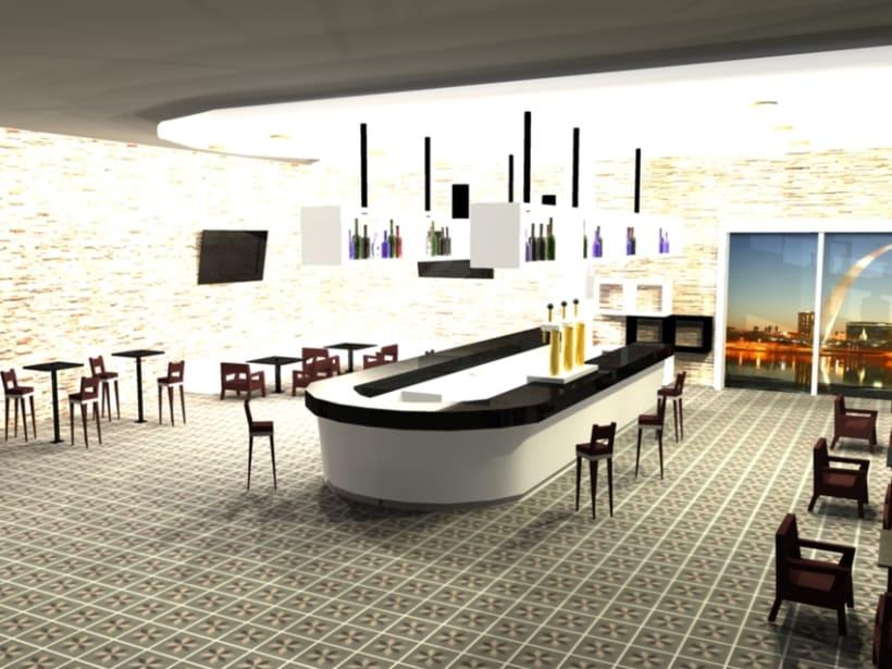 renders bar maya 3