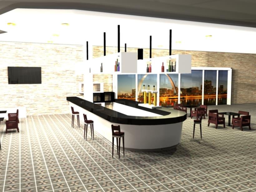 renders bar maya 4