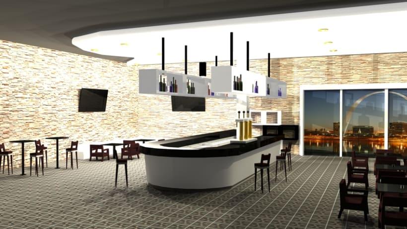 renders bar maya 7