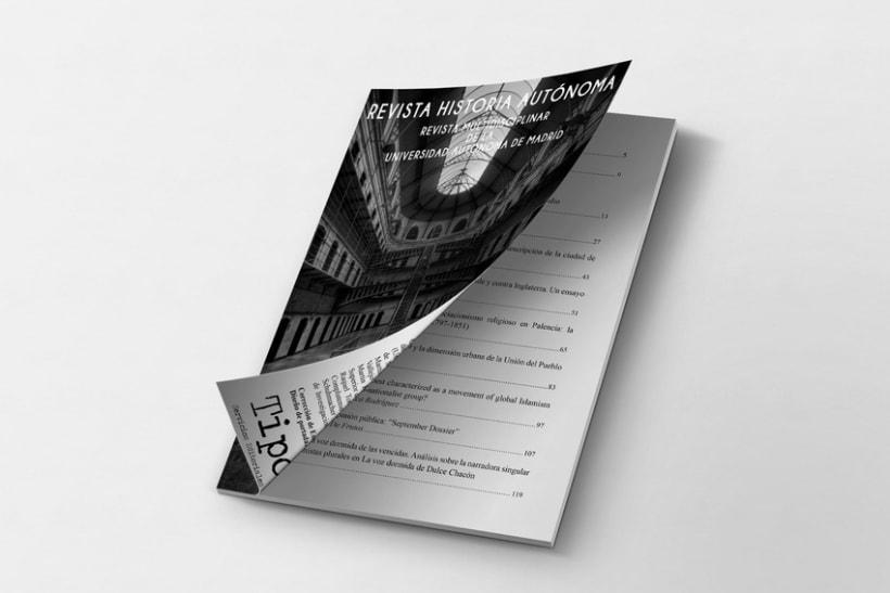 Revista Historia Autónoma. Núm. 5 -1