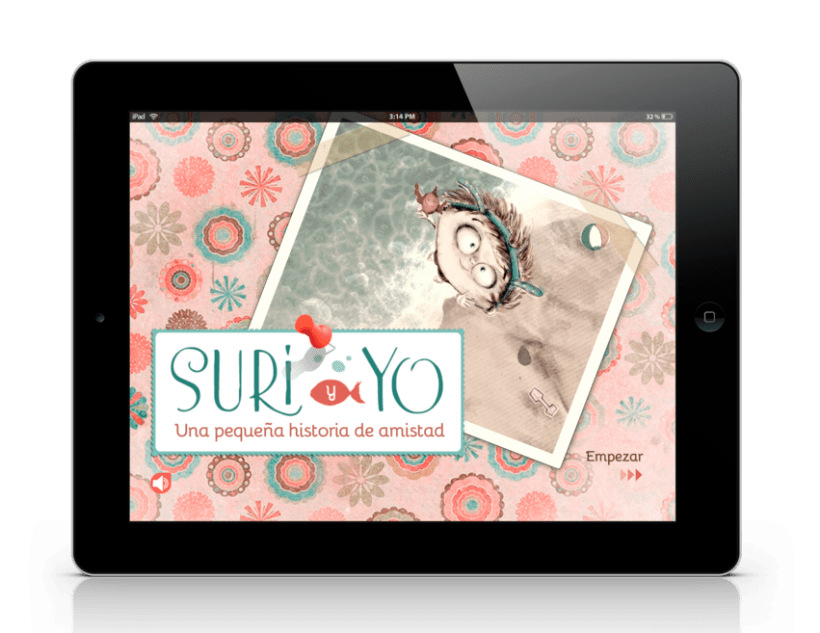 """Suri y yo"" App 0"