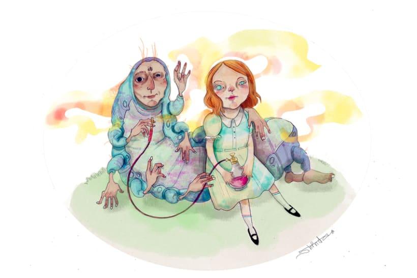 Aguacate & Cacahuete in Wonderland 0