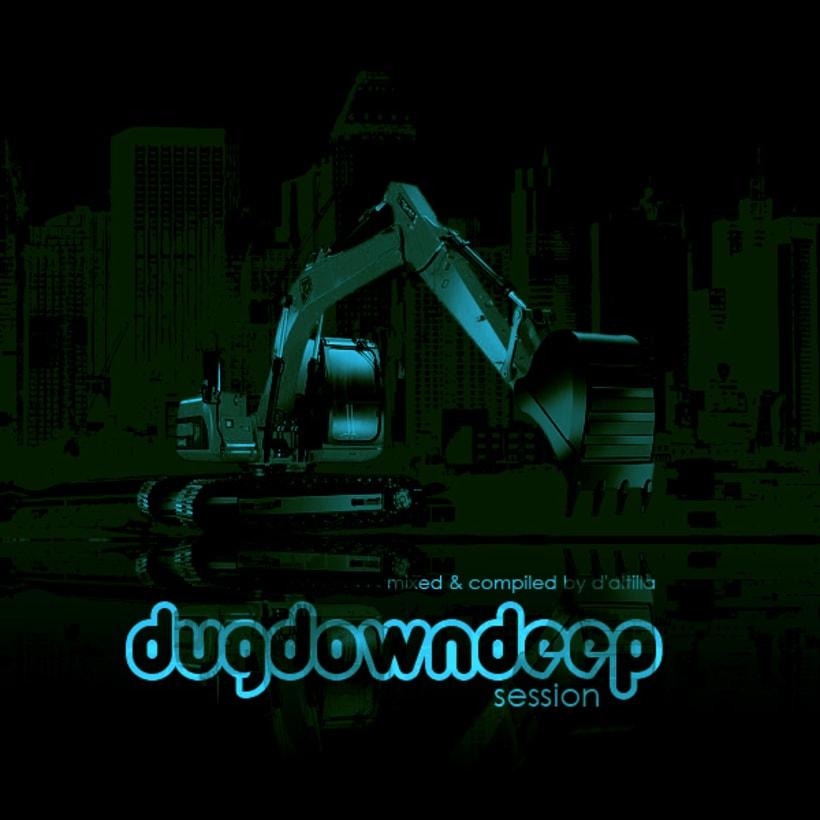 "Portada Disco ""Dug Down Deep"" -1"