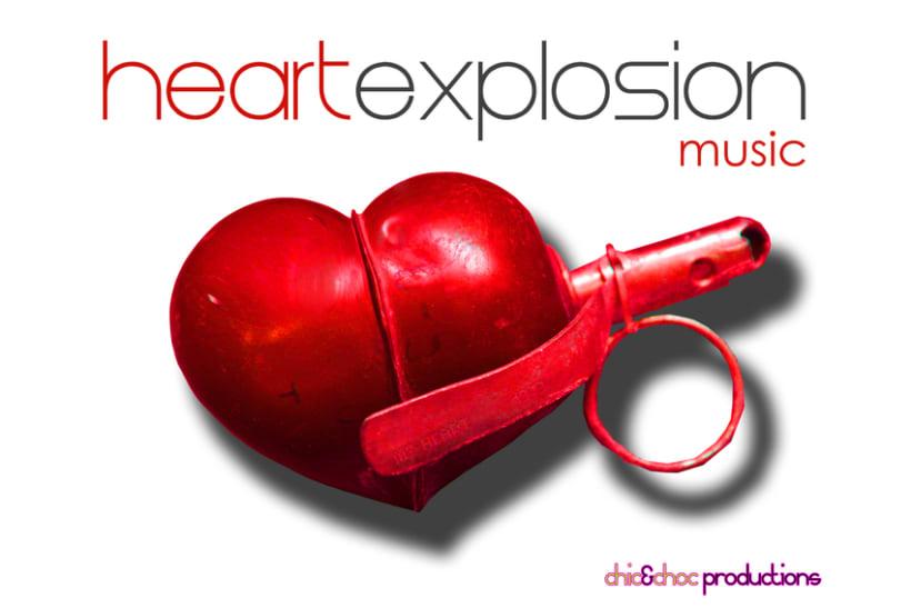 Heart Explosion -1