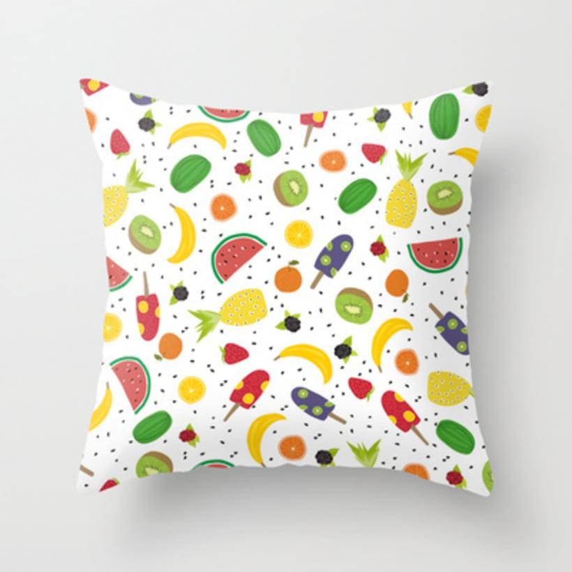 Pattern Frutal 1