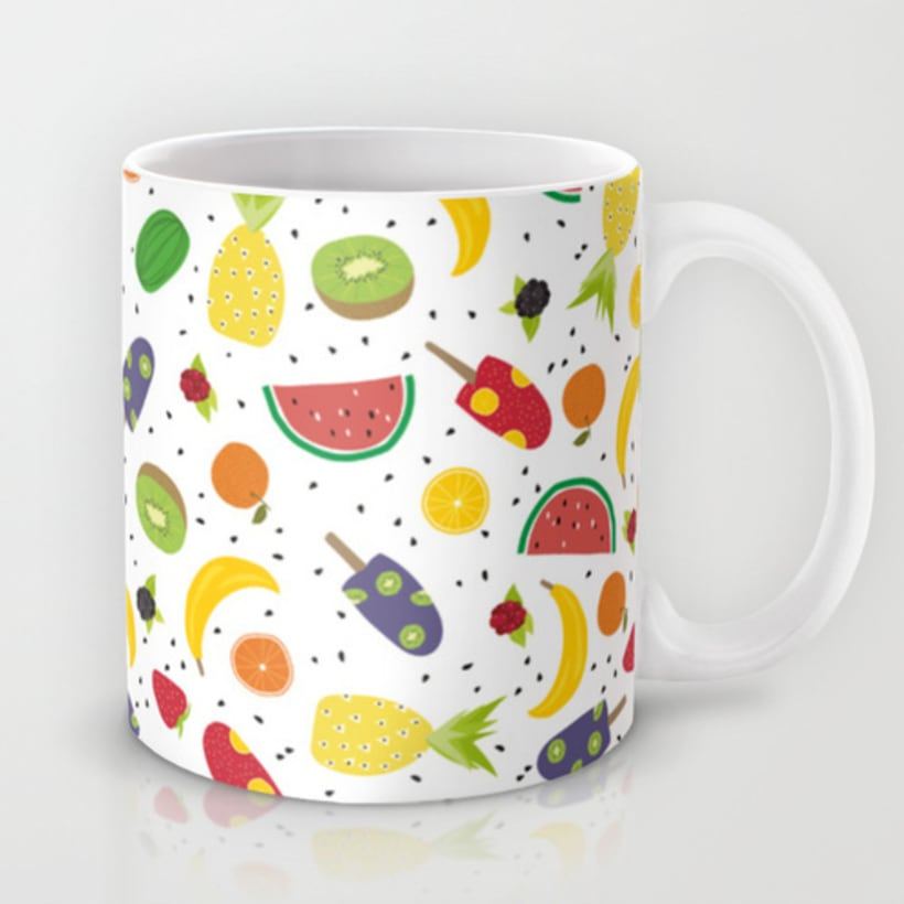 Pattern Frutal 3