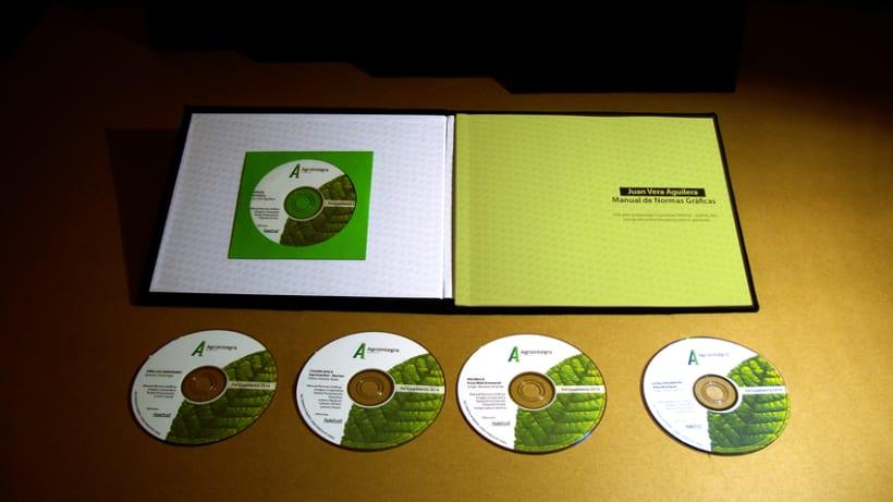 Manuales de Normas Gráficas, Programa PEL Casablanca 0