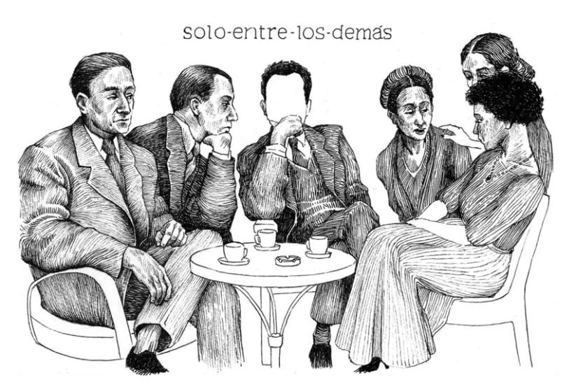 Rayuela ilustrada: Grabados e ilustraciones 7