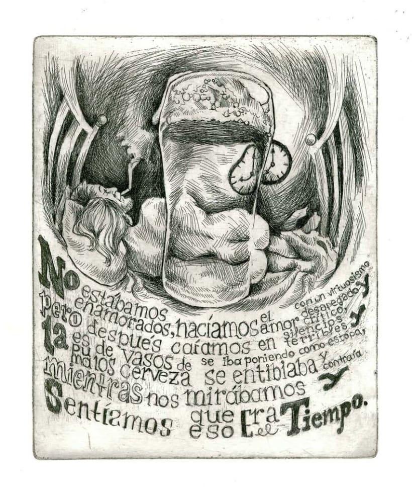 Rayuela ilustrada: Grabados e ilustraciones 10