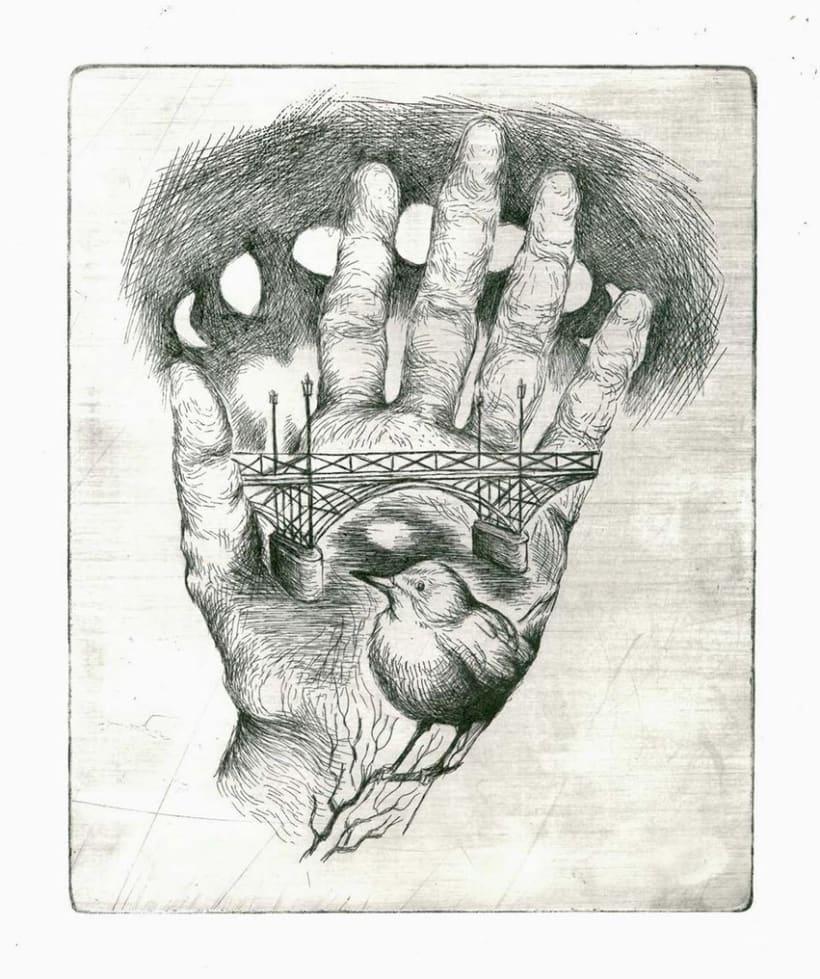 Rayuela ilustrada: Grabados e ilustraciones 11