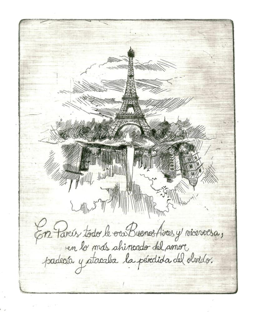 Rayuela ilustrada: Grabados e ilustraciones 12