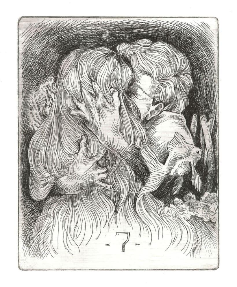 Rayuela ilustrada: Grabados e ilustraciones 13
