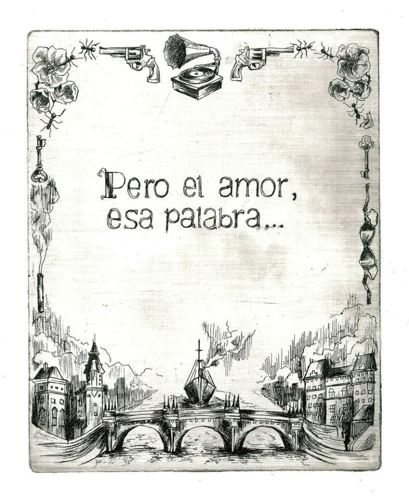 Rayuela ilustrada: Grabados e ilustraciones 14