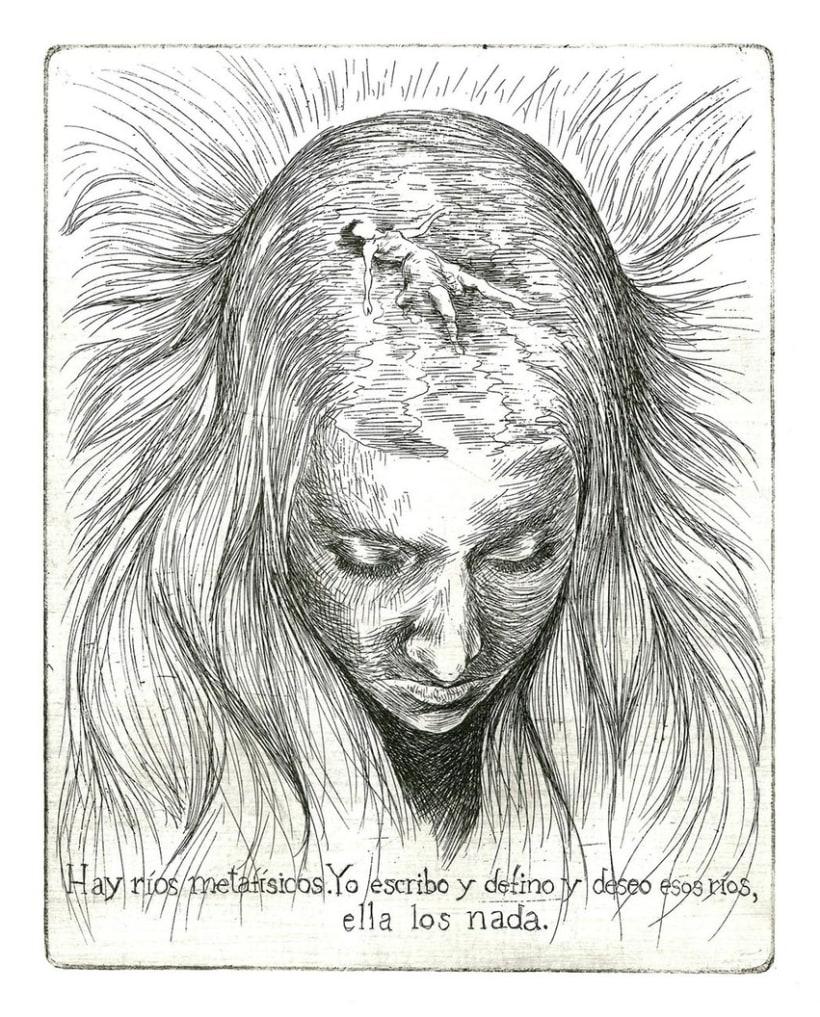 Rayuela ilustrada: Grabados e ilustraciones 18