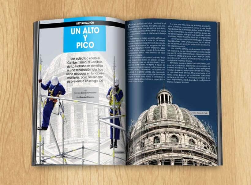 Editorial / Revista Juventud Técnica 1