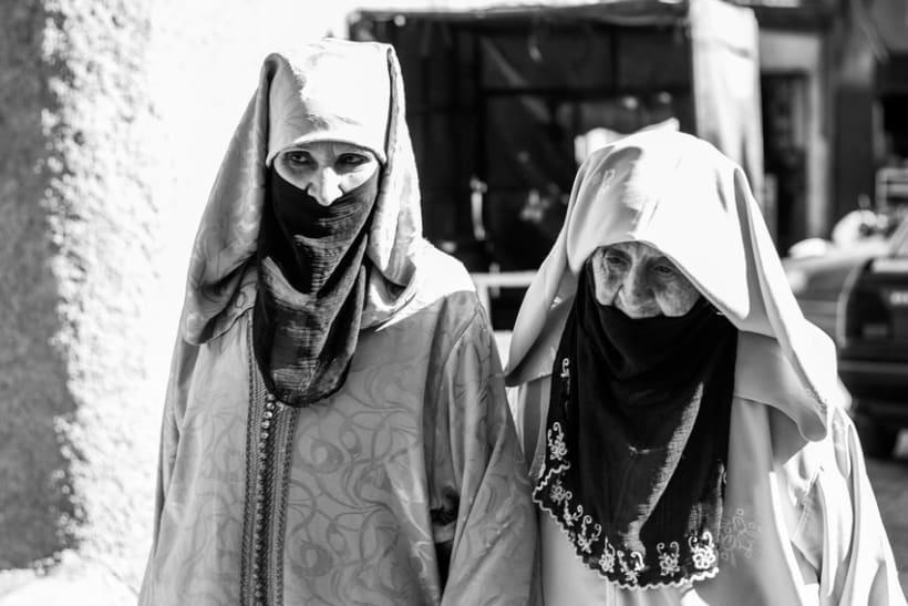 Los rostros de Marruecos 1