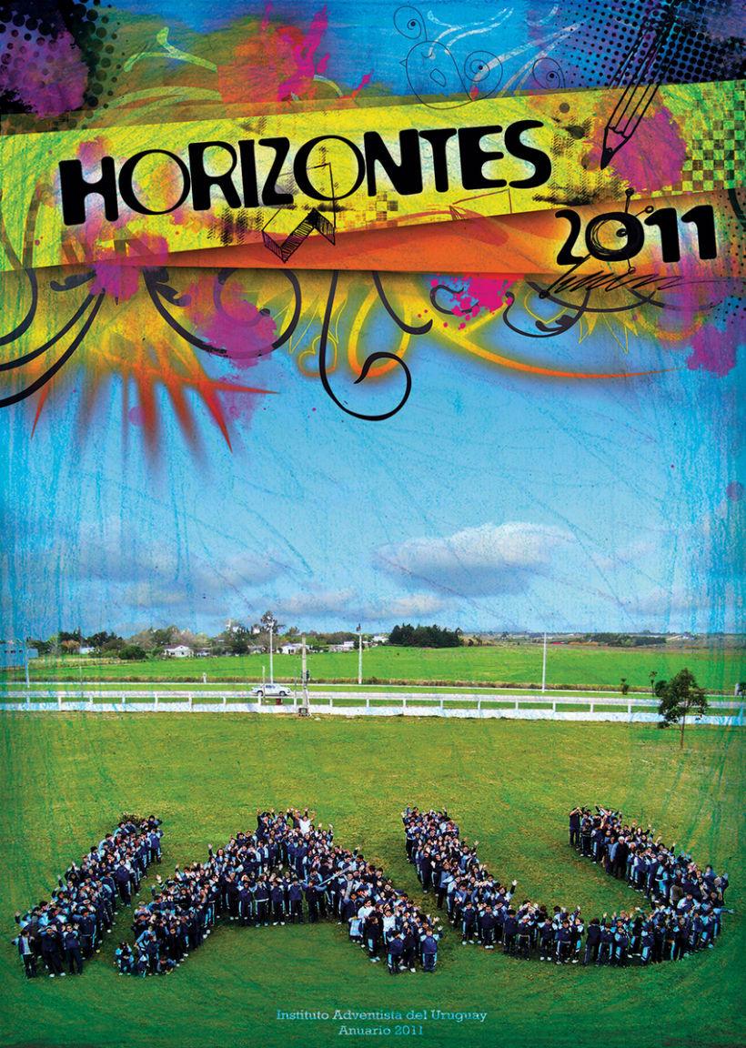 "Anuario 2011 del Instituto Adventista del Uruguay ""Horizontes"" 0"