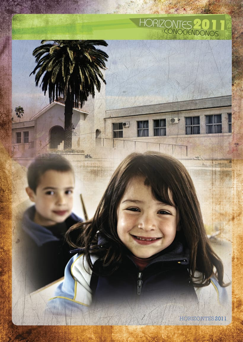 "Anuario 2011 del Instituto Adventista del Uruguay ""Horizontes"" 1"