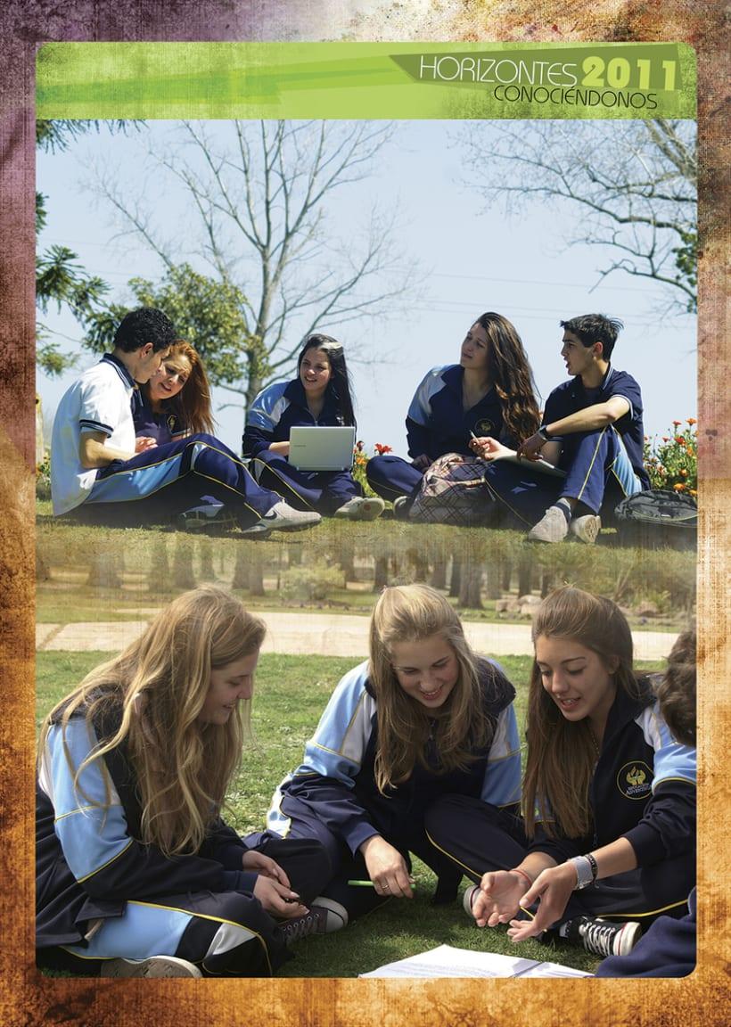 "Anuario 2011 del Instituto Adventista del Uruguay ""Horizontes"" 2"