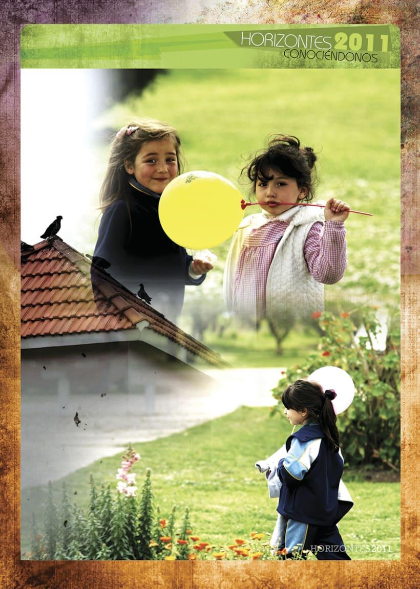 "Anuario 2011 del Instituto Adventista del Uruguay ""Horizontes"" 3"