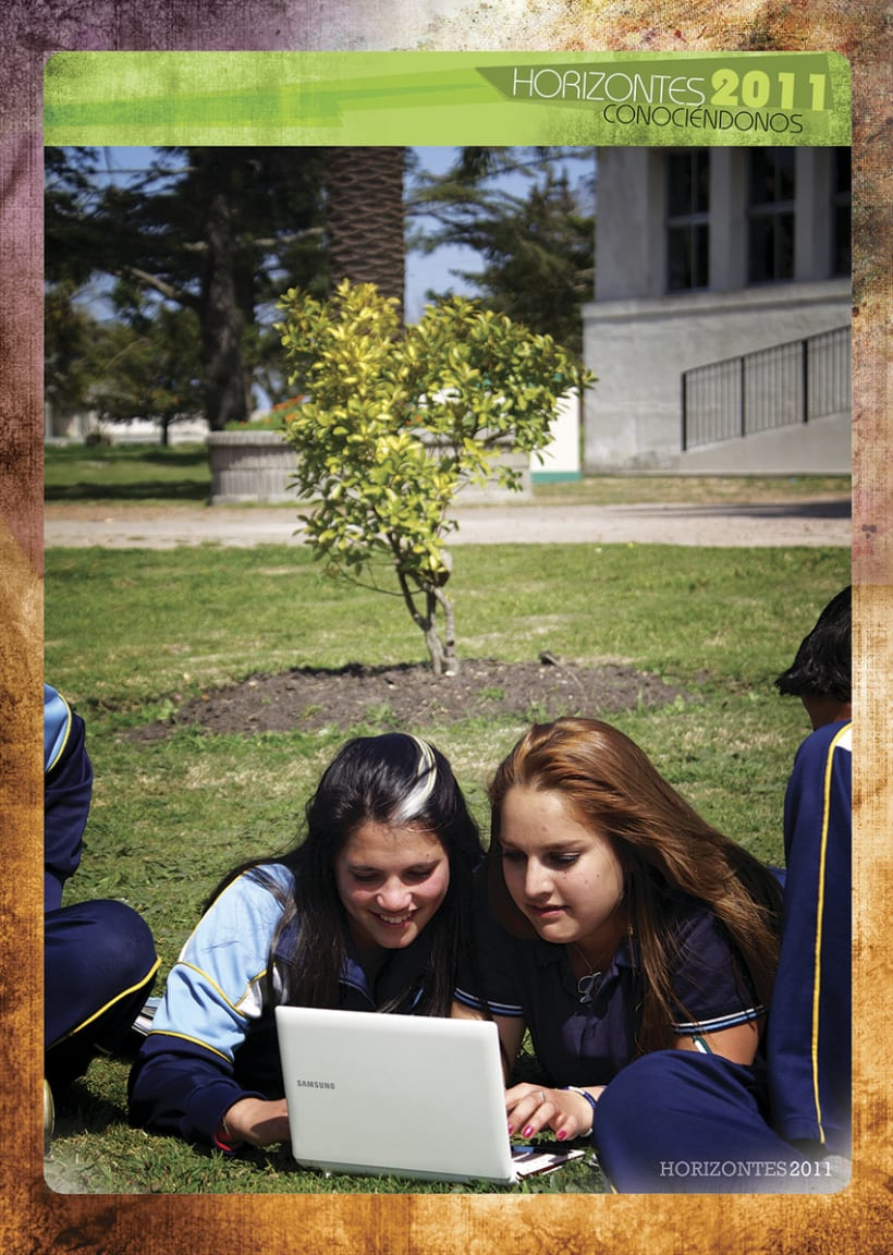 "Anuario 2011 del Instituto Adventista del Uruguay ""Horizontes"" 4"