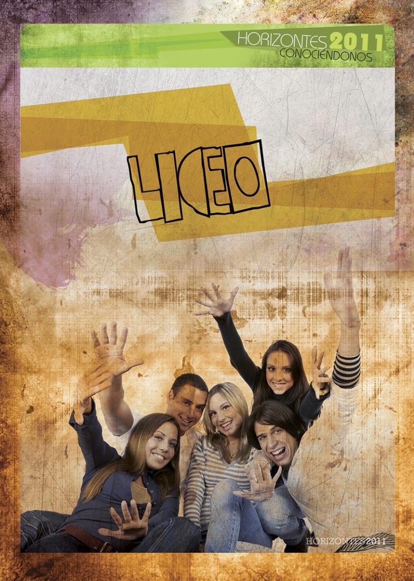 "Anuario 2011 del Instituto Adventista del Uruguay ""Horizontes"" 6"