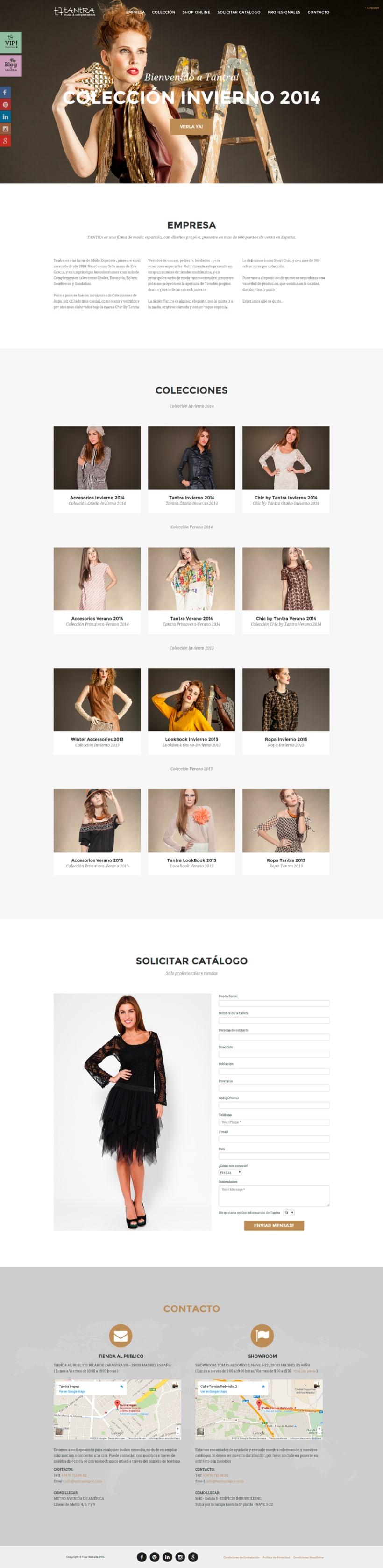 Tantra | Moda & complementos 2
